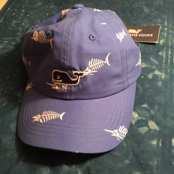 661d15f858773 Vineyard vines men s fishbone slam hat